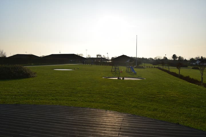 Wonderful big house with huge garden - Holstebro - Dům