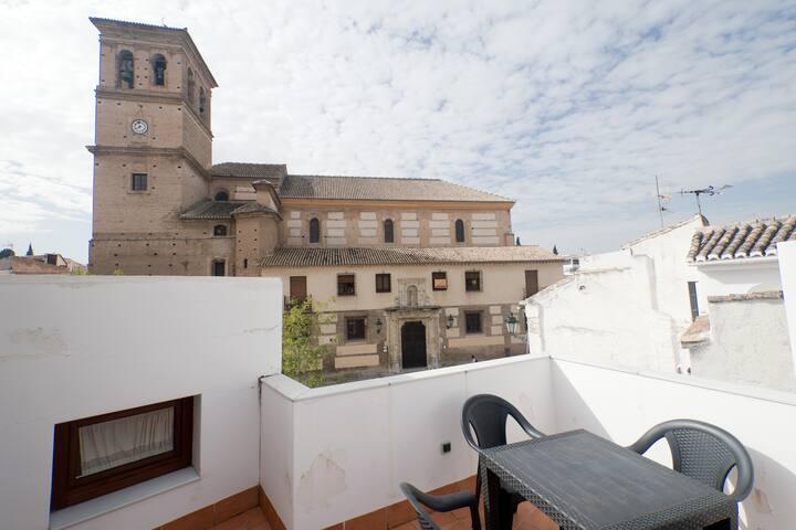 Albayzin New House Terrace Views - VFT/GR/00180