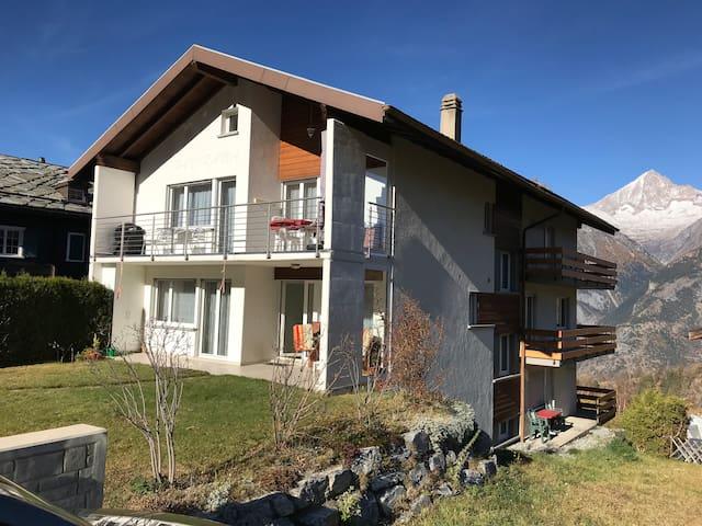 Wohnung Bietschhorn im Haus Panorama