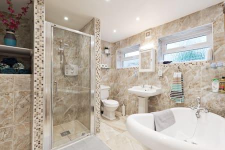 Luxury Studio with Beautiful En-Suite Bathroom - Dublin - Apartment