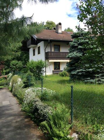 Ferienhaus LILO Bayerisch-Gmain - Bayerisch Gmain - Dům