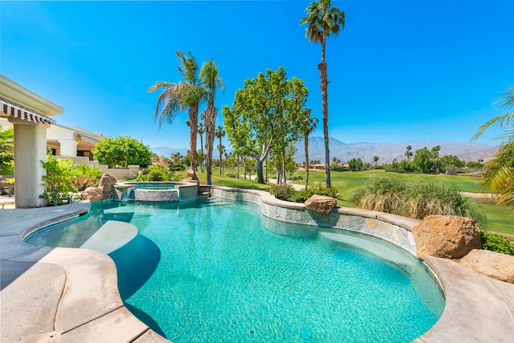 Ultimate West facing with Heated Salt Water Pool!!