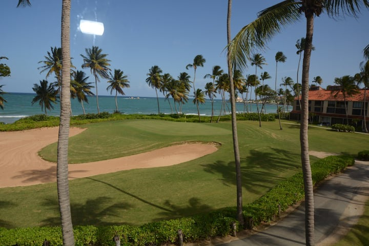 BV223 - Condo with both ocean and golf view