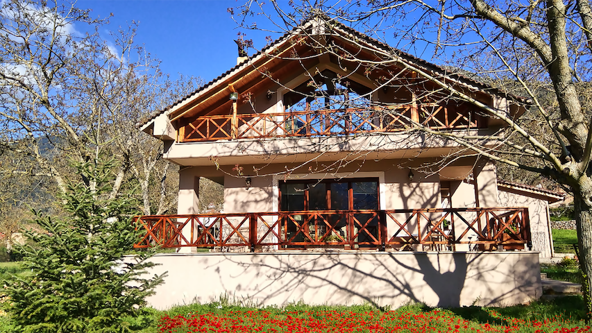 Chalet Coquelicot (Co-cli-co), relax in nature