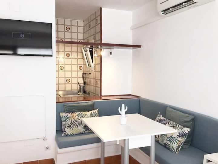 Apartamento Albertos interior 2