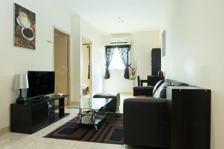 Queen Victoria Apartment Batam (2 Bedroom Low FL) - Kota Batam - Appartement