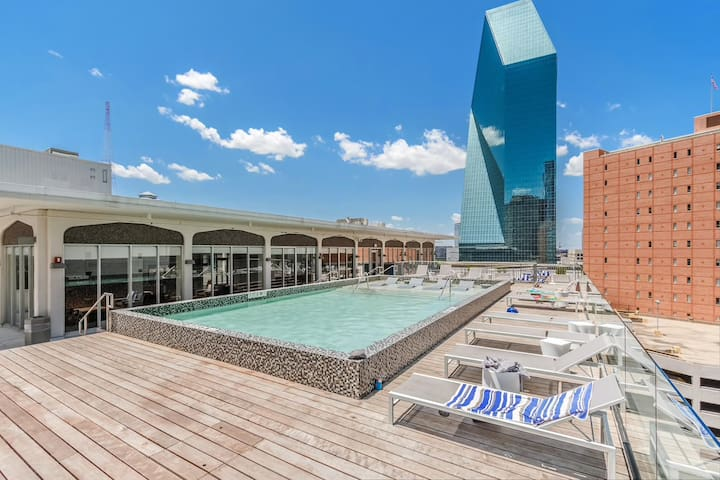 Luxe & Views Downtown Dallas