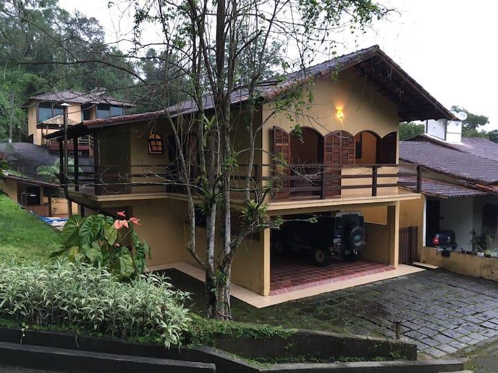 Casa na praia das Goiabas Mambucaba Angra dos Reis