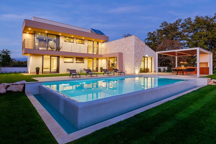 Villa Dante, Croatia Luxury Rent