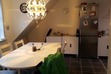 Cosy flat in center of Odense - オーデンセ - アパート