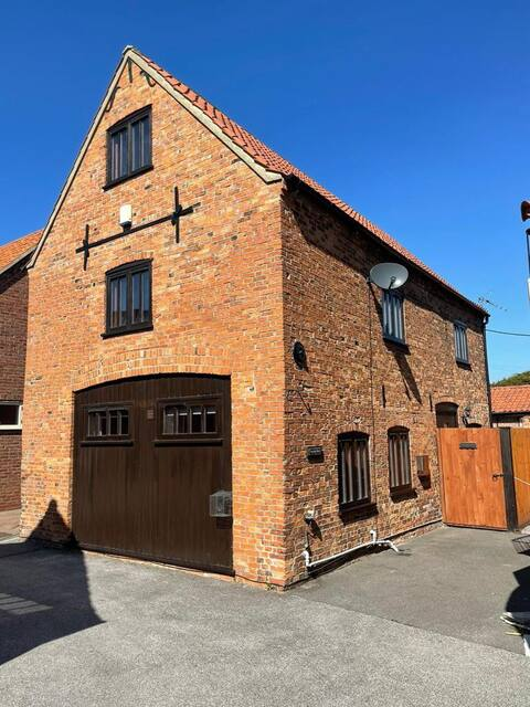Bramley Barn - Home away from Home, Wragby