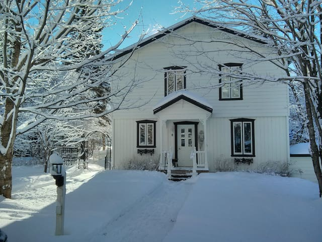 Country house in Stoneham-et-Tewkesbury, Quebec - Stoneham-et-Tewkesbury