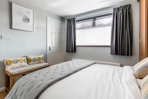 Bedroom 2 with ensuite