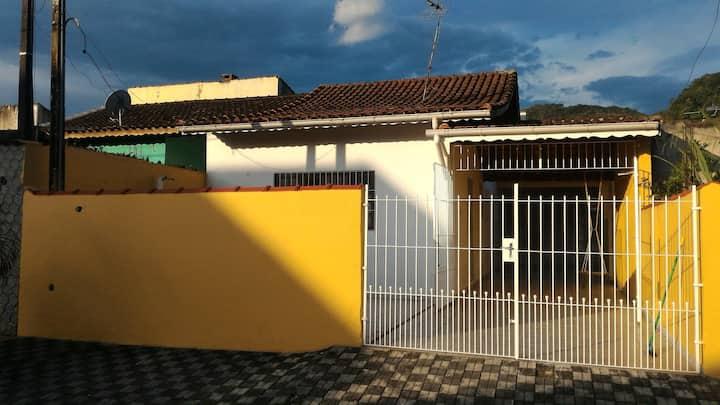 Casa aconchegante em Mongaguá/ Litotal sul de SP