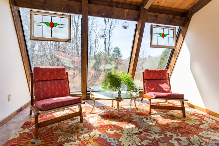 Sunroom Post and Beam Escape in Kittery Maine - Kittery - Samostatný apartmán