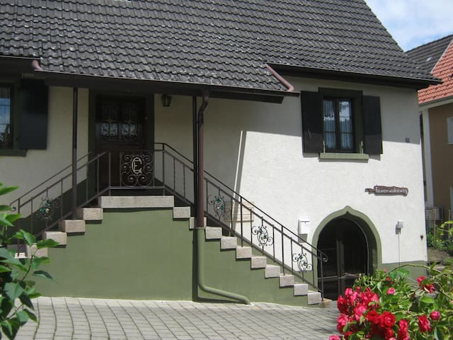 Historisches Winzerhaus - Müllheim - บ้าน