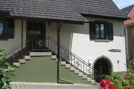 Historisches Winzerhaus - Müllheim - Huis