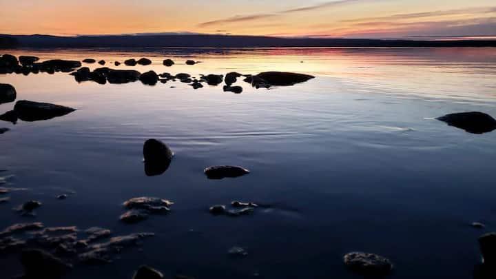 Maguire's Great Sacadaga Lake B&B- lake view