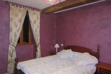 chambre dans maison de charme - Lys
