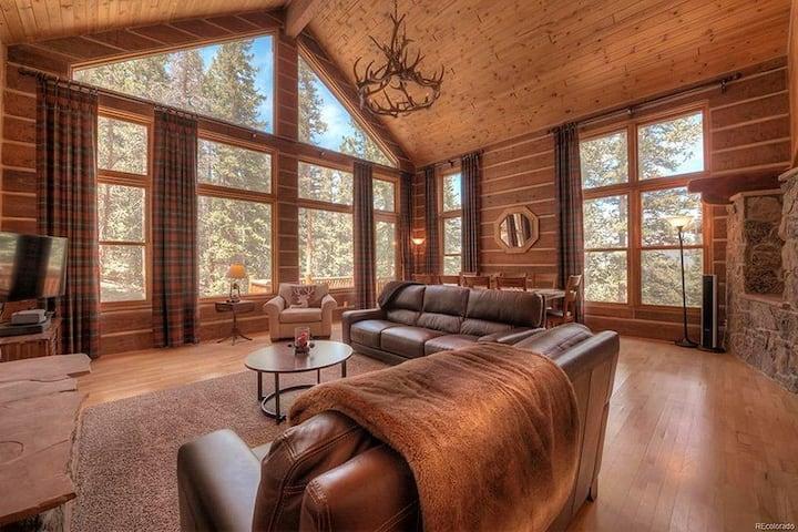 Spruce Hill Lodge-Near Breck Hot Tub & Deck Views