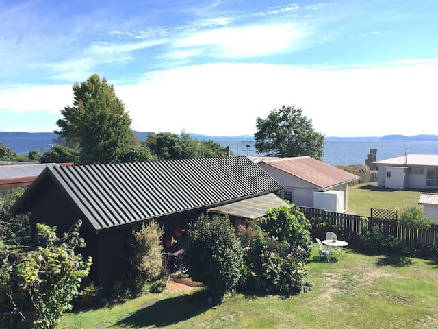 Rose Cottage - Tauranga Taupo - Cabin