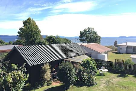 Rose Cottage - Tauranga Taupo - Blockhütte