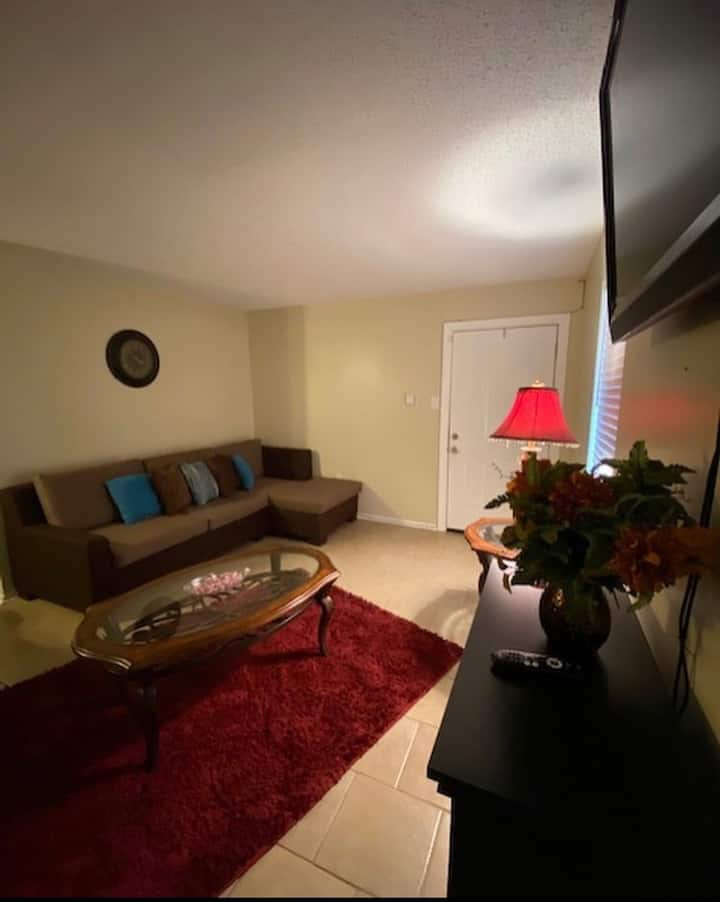Raging Cajun Apartment Hotel