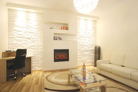 NEW Flat for YOU ***** - Budapeşte - Daire