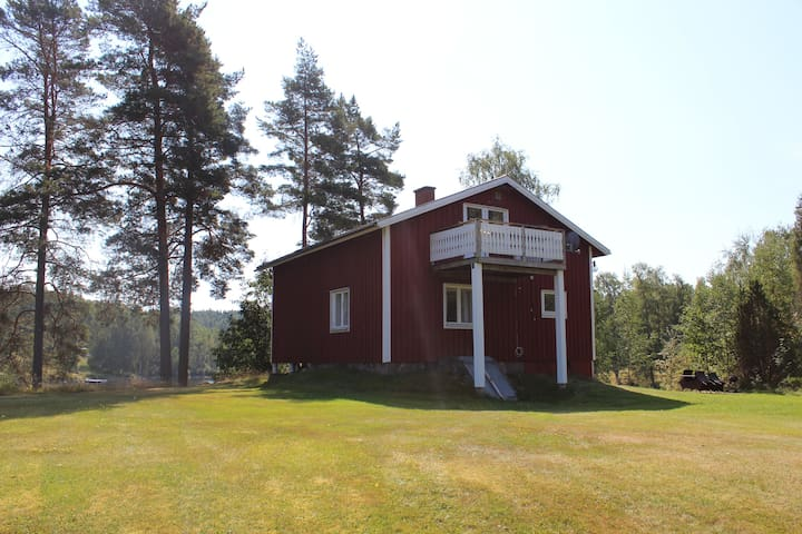Cabin with lake view in Dalsland - Bengtsfors N - Daire