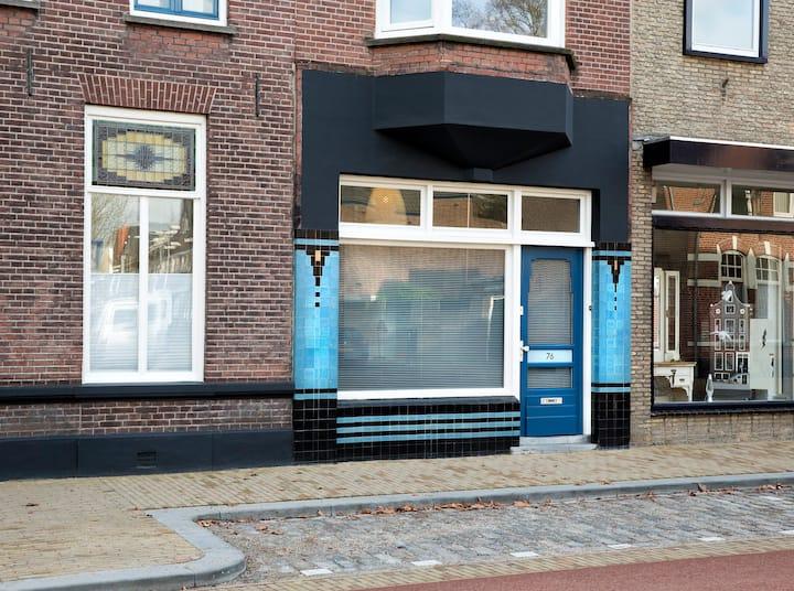 Comfortable apartment in Tilburg city center!