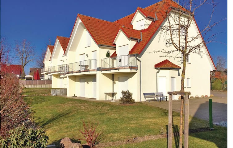 Holiday apartment with 1 room on 30 m² in Insel Poel/Kirchdorf