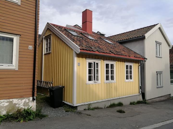 Sjarmerende leilighet i Tromsø sentrum