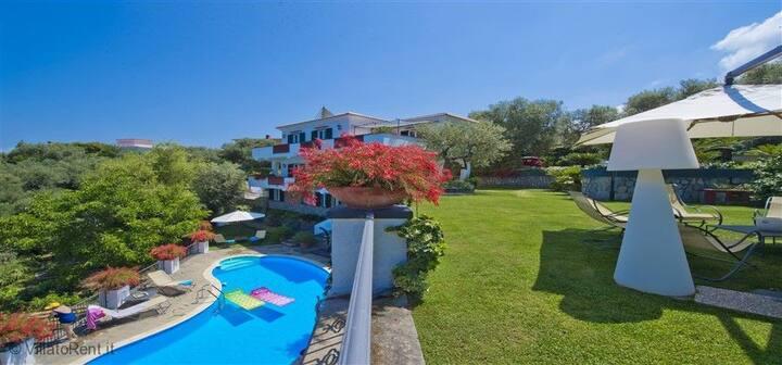 Villa Serena Sorrento Luxury