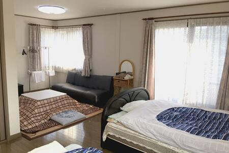 Namihei Inn & UOGASHI 7070, woman only - Casa