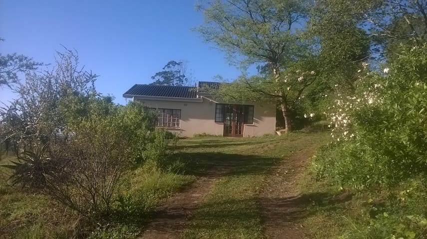 Aloe Hill Cottage - ZA - Dom