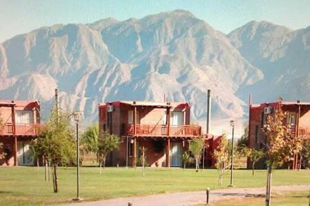 Cabaňa/duplex equipada hasta 4 pers - Rivadavia