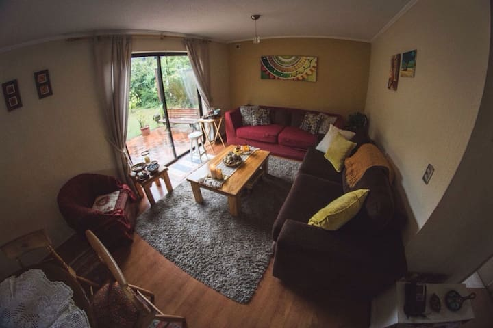 Agradable alojamiento en Valdivia