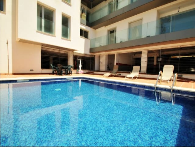 Apartamiento a 300m de playa - Palma - Byt