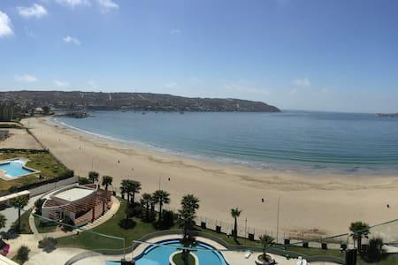 Hermoso Departamento en playa La Herradura
