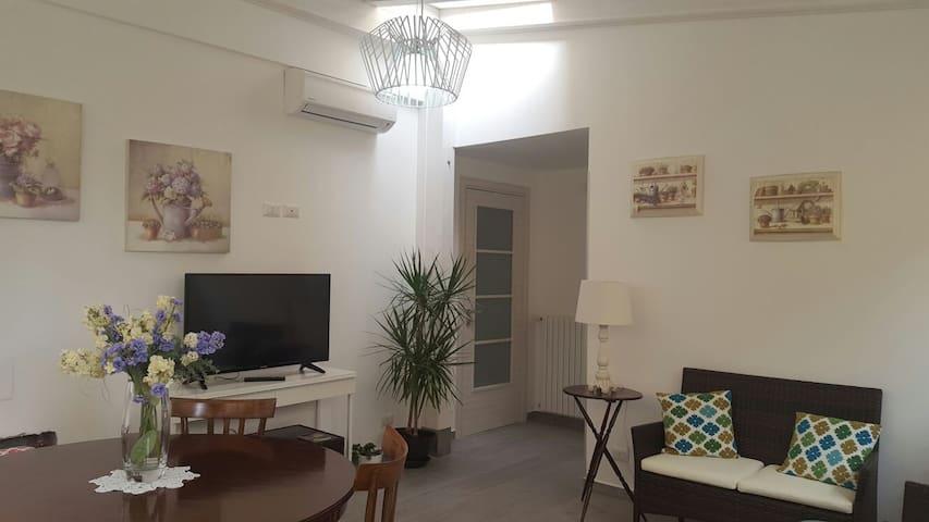 Appartamento e terrazzo panoramico - Caltagirone - Leilighet