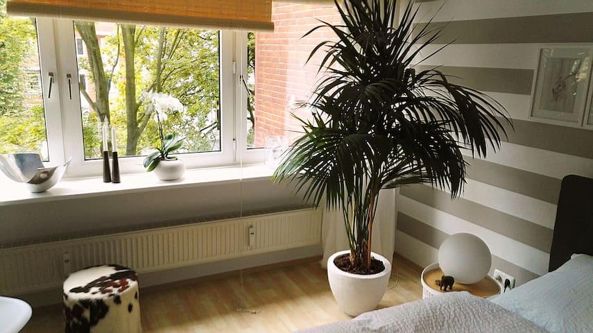 Central, quiet in the heart of the city center - Hamburg - Flat