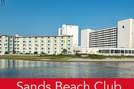 Ocean Front Condo with Golf Facilities - Wohnung