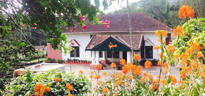 Donegall Avenue-Chikmagalur Coffee Estate Homestay