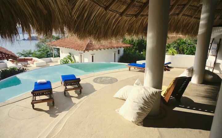 Casa Marivent - Ixtapa, Zihuatanejo