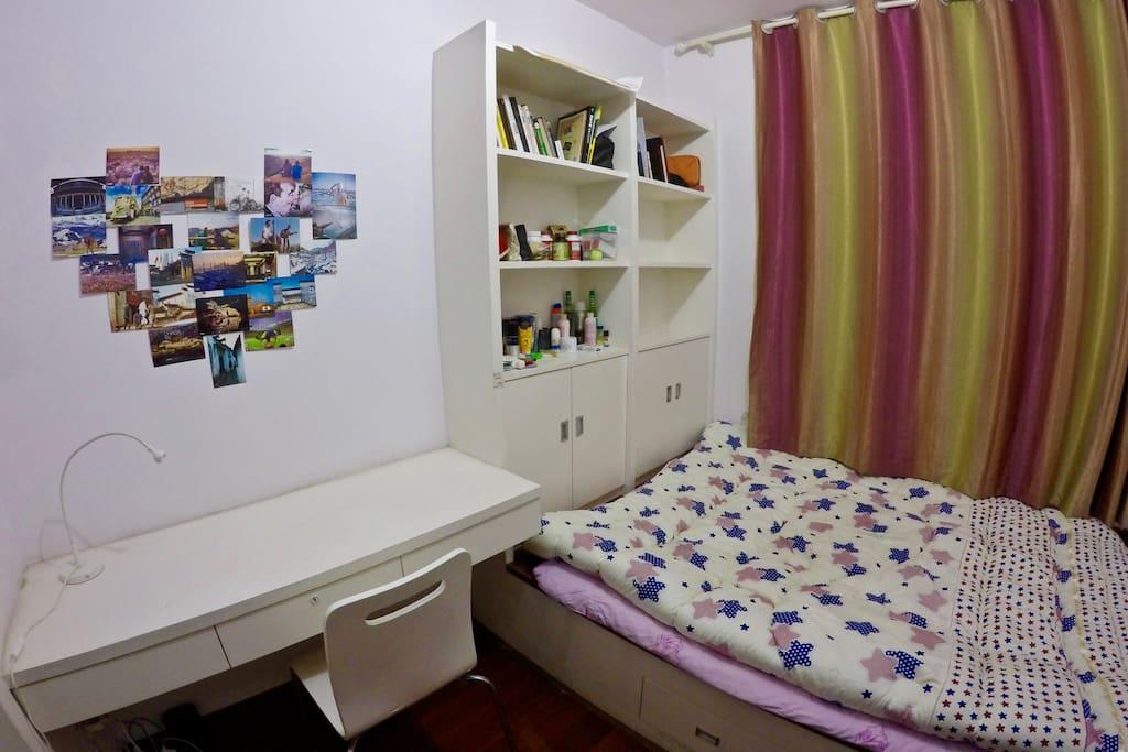 客人房间 Guest Room
