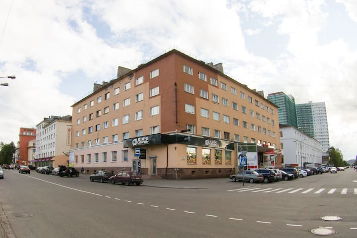 Ваш Дом на Ленинградской - Murmansk