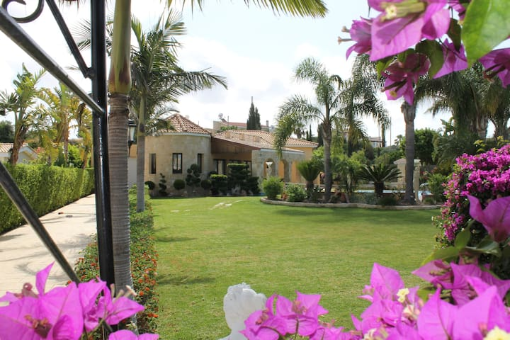 Villa Maria in Secret Valley, Paphos District