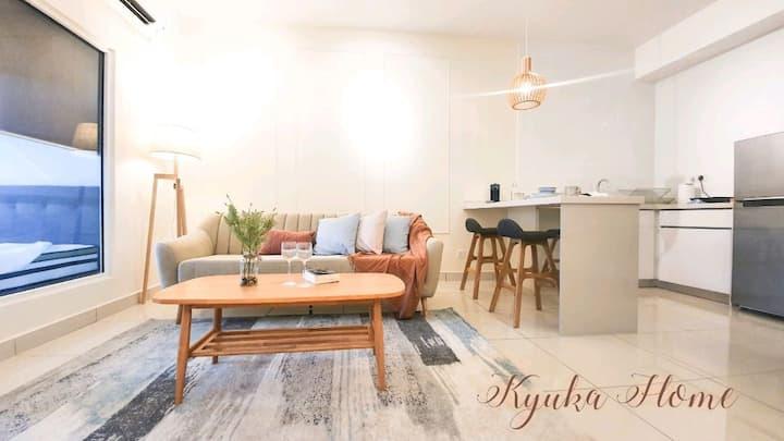 Lavish Studio │ Arte Mont Kiara│ Publika by Kyuka