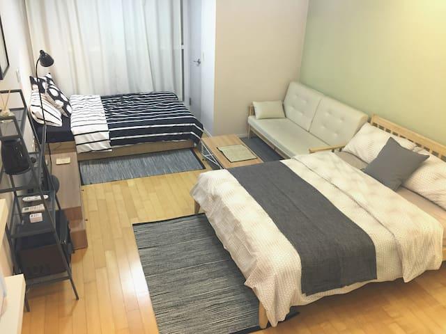 SEAN STUDIO #1  LOCATION@YONGSAN - Yongsan-gu - Appartamento