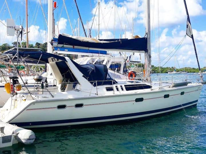 Sailboat CocoPrins Relaxe